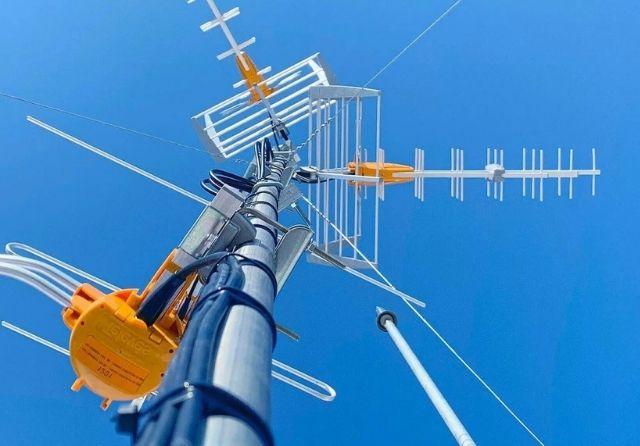 Instalación antenas TDT y Satélite